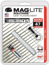 MagLite Solitaire LED (silber)