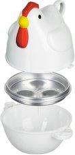 Die moderne Hausfrau Mikro-Eierkocher