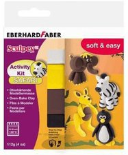 Eberhard Faber Sculpey Activity Kit Safari