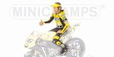 Minichamps Valentino Rossi - Sitting Laguna Seca 2005