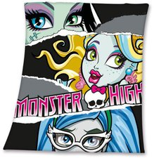 Herding Fleecedecke Monster High (130 X 160 cm)