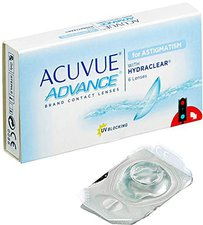 Johnson & Johnson Acuvue Advance for Astigmatism -0,25 (6 Stk.)