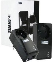 Instar AV500 Pass Through Powerline Adapter (IN-LAN 500p)