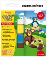 Eberhard Faber Sculpey Activity Kit Eraser Pets