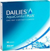 Ciba Vision Focus Dailies AquaComfort PLUS (90 Stk.) 4,75