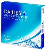 Ciba Vision Focus Dailies AquaComfort PLUS -8,50 (90 Stk.)