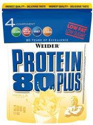 Weider Protein 80 Plus Vanille (500g)