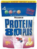 Weider Protein 80 Plus Pistazie (500g)