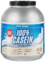 Body Attack 100% Casein Protein Banane (1800g)