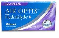 Ciba Vision Air Optix Aqua Multifocal (6 Stk.) +1,25
