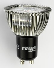 Maxell LED 4W GU10 60° Warmweiß (303545)