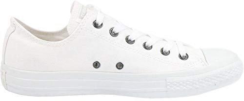 Converse Chuck Taylor All Star Ox - White Monochrome 1U647