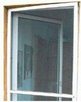 UNIMET Insektenschutzfenster Alu (100 x 100 cm)