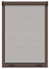 Schellenberg Insektenschutz-Klemmrollo braun (60 x 100 cm)