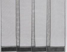 Fun Star 50097 Insektenschutzvorhang anthrazit (100 x 220 cm)