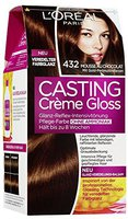 Loreal Casting Creme Gloss 432 Mousse au Chocolat (160 ml)