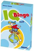 Moses IQ Bingo Welt