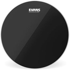 Evans Resonant Black 6 ""