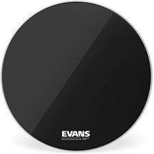 "Evans Resonant Black Bassdrum 18 """