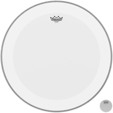 Remo Coated Powerstroke 4 Bassdrum 24 ""