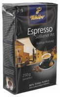 Tchibo Espresso Sizilianer Art gemahlen (250 g)