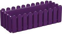 Emsa Landhaus Blumenkasten 50cm violett