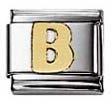 Nomination Buchstabe B bicolor (030101/02)