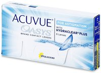 Johnson & Johnson Acuvue Oasys for Astigmatism (6 Stk.) +2,50