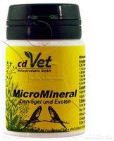 cd Vet MicroMineral Vogel Pulver (25 g)