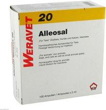Biokanal Alleosal 20 VET Ampullen (100X2 ml)