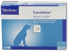 Virbac Calci Delice Vet. Tabletten (30 Stk.)