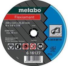 Metabo Flexiamant Stahl A 30-R  125 x 2,5 x 22,23 mm (6.16310.00)