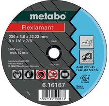 Metabo Flexiamant Inox A 30-P 230 x 3 x 22,23 mm (6.16167.00)