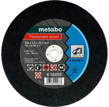 Metabo Flexiamant Super Stahl A 30-S 300 x 3 x 25,4 mm (6.16202.00)