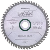 Metabo HW/CT Kreissägeblatt 190 x 30 (6.28077.00)
