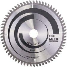 Bosch Kreissägeblatt Multi Material 230 x 30 mm (2608640513)