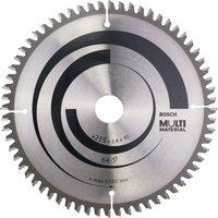Bosch Kreissägeblatt Multi Material 235 x 30 mm (2608640514)