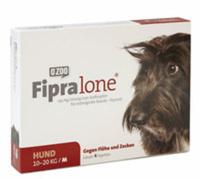 O Zoo Fiproline M 134 mg Lösung zum Auftropfen für kleine Hunde (4 Stk.)