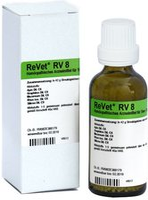 Dr. Reckeweg Revet RV 8 Globuli ad us. vet. (42 g)