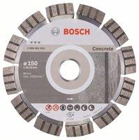 Bosch Diamanttrennscheiben Beton: Durchmesser 150 mm