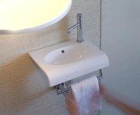 Globo Bowl Waschtisch 40 x 30 cm