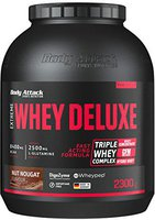Body Attack Extreme Whey Deluxe Nut Nougat-Cream (2300g)