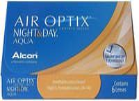 Ciba Vision Air Optix Aqua Night & Day -3,75 (6 Stk.)