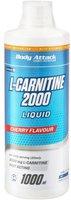 Body Attack L-Carnitin Liquid Orange (1000ml)