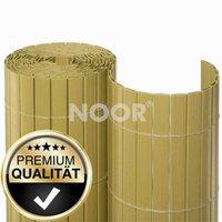Noor Sichtschutzmatte PVC bambus 160 cm x 10m