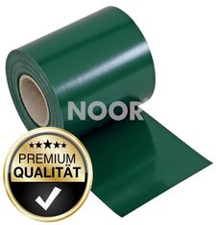 Noor Zaunblende PVC 4,5 cm x 200 cm grün