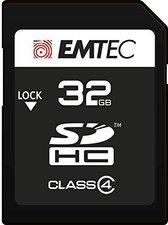 Emtec microSDHC Card 32 GB Class 4 60x