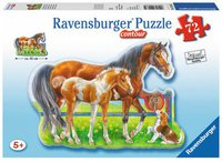 Ravensburger Pferdeidylle (72 Teile)