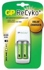 GP ReCyko Value Charger AR02 + 2x AA 2100mAh