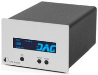 Pro-Ject DAC Box DS Silber